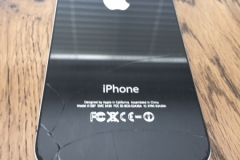 Replace cracked Iphone housing
