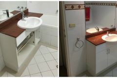 Custom build and install vanity